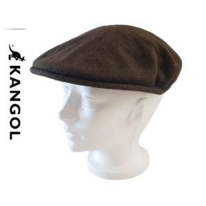 Kangol- 100% Wool Pageboy Hat